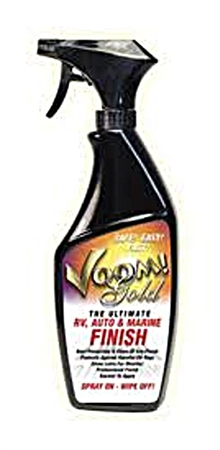Wheel Masters Voom Ultimate Gold RV Cleaner 22 Oz.