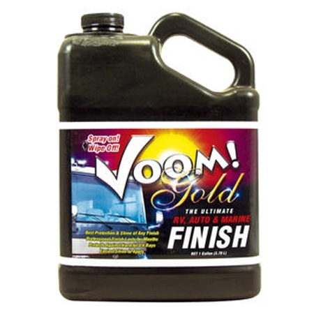 Wheel Masters Voom Gold Ultimate RV Cleaner 1 Gallon