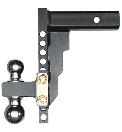 "Husky Liners 17204 Adjustable Trailer Hitch Ball Mount - 10"" Drop"