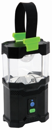ATAK 424 Camping Lantern with Bluetooth Wireless Speaker