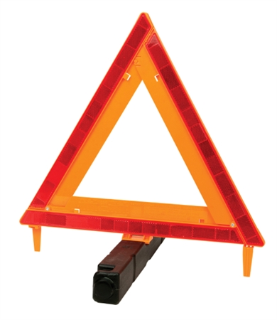 Performance Tool W1499 D.O.T. Roadside Emergency Warning Reflective Triangle