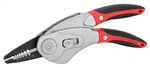 Performance Tool W202 2-In-1 Wire Stripper Pliers and Crimping Tool