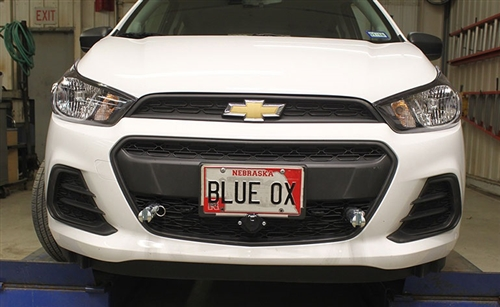 Blue Ox BX1725 Baseplate For 2016-2018 Chevy Spark (All Trims)