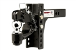 "Husky Towing 33109 Pintle Hook Combo With 2"" Ball And 2"" Shank"
