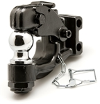 "Husky Towing 33113 Pintle Hook Combo With 2"" Ball"