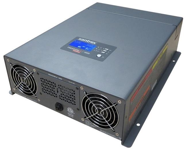 Xantrex 806-1212 Freedom X Power Inverter - 1200W on