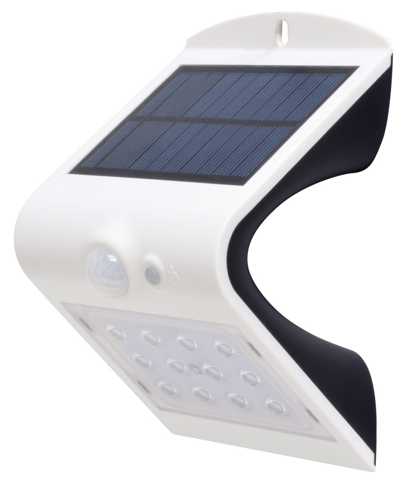 Valterra Dg0115 Solar Powered Led Wall Light 1 5 Watt