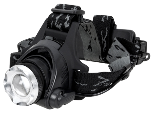Performance Tool 560 Pro-Focus Rechargeable LED Headlamp