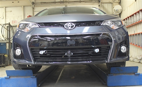Blue Ox BX3788 Baseplate For 2014-2019 Toyota Corolla (Manual Only)