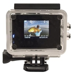 Cobra Electronics Action Camera - Black