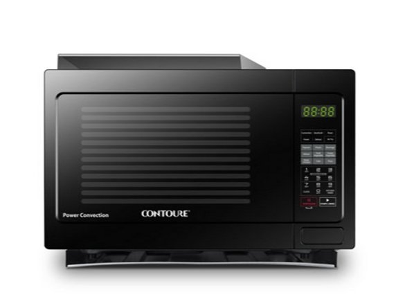 1 2 Cu Ft Convection Grill Microwave Contoure