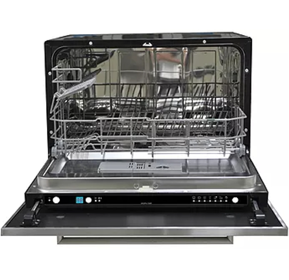 watch portable countertops countertop dishwasher dishwashers best