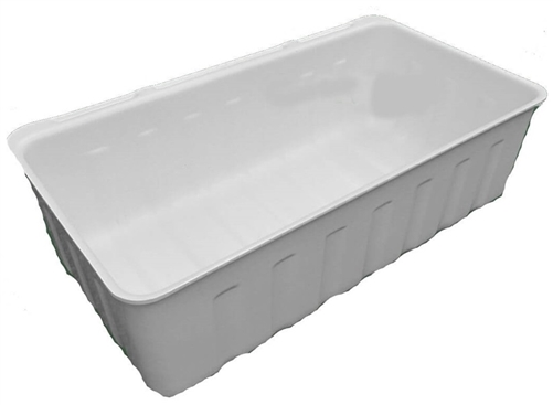 Norcold White Crisper Compartment