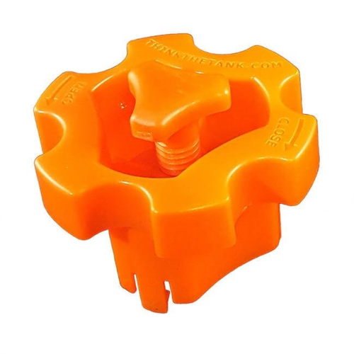 Stellar Innovative 3170 Propane Tank Valve Grip - Orange
