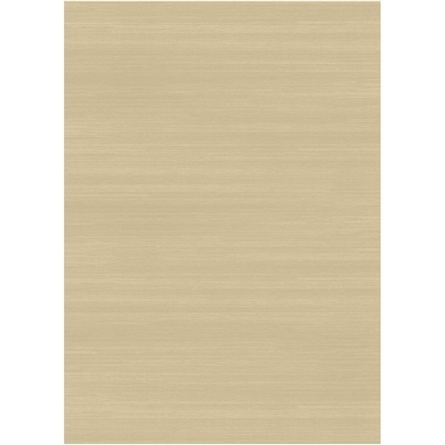 Ruggable 160909 Solid Textured Cream 5' x 7' Indoor/Outdoor Area Rug