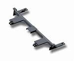 Demco 9519045 Vehicle Baseplate With Safety Cable Hooks