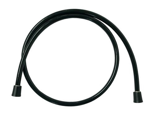 "Empire Brass CRD-U-HS60-BLK Shower Head Hose - 60"" - Black"