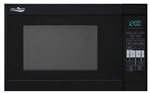 High Pointe EC028BMR-B Microwave Oven With Grill And Turn Table