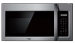 High Pointe 520EM044K9ES Over The Range Microwave Oven - Stainless Steel