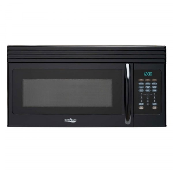 High Pointe Ec942kiw B Over The Range Convection Microwave Oven Black