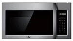 High Pointe 520EC942K9ES Over The Range Convection Microwave Oven - Silver