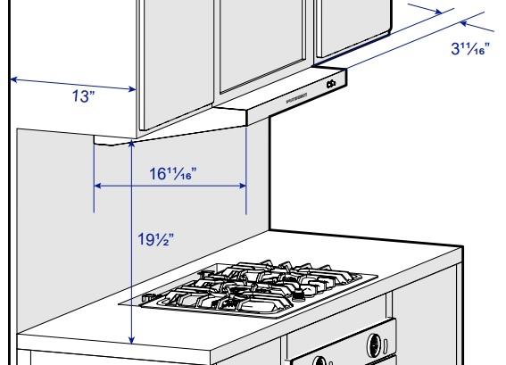 ghdonat.com Appliances Range Hoods - FHO23SACRV-SS-FMB Exhaust Fan ...