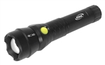 Performance Tool 551 Pro Focus Rechargeable LED Flashlight - 500 Lumens
