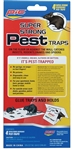 PIC GPT4 Super Strong Glue Pest Traps - 4 Pack