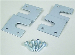 Splendide MK01 SecureFit Washer/Dryer Installation Floor Brackets