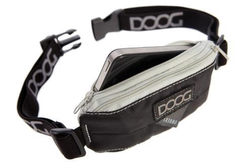 Doog MINI01 Mini Belt Waistpack - Black