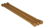 Camco 43823 Oak Refrigerator Bars - 3 Pack