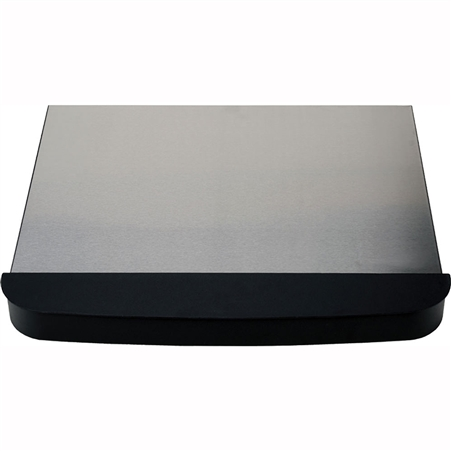 Suburban 2 Burner, Drop-In Cooktop Cover - Stainless Steel