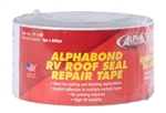 "Alpha Systems 862408 Alphabond RV Roof Seal Repair Tape - White - 3"" x 50 Ft"