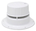 "LaSalle Bristol 74558 RV Roof Vent Cap With Snap-On Cap - 5-1/2"" Diameter"