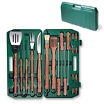 Picnic Time 18 Piece RV BBQ Set