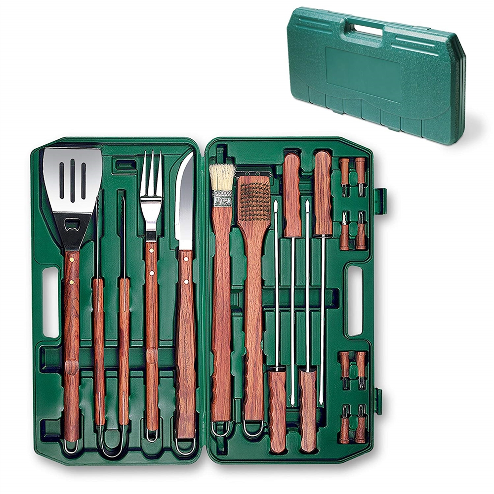 Picnic Time 748 00 121 000 0 18 Piece Bbq Set
