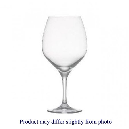 Picnic Time Wine Glass - Clear
