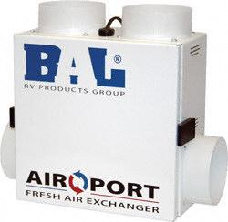 BAL 25110 Air-Port Fresh Air Exchanger