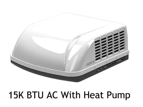 Advent Air AC150HP 15,000 BTU Air Conditioner w/ Heat Pump