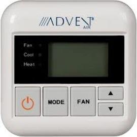 Advent Air ACTH12 Digital Wall Thermostat | Advent Air Thermostat Wiring Diagram |  | RVupgradestore.com