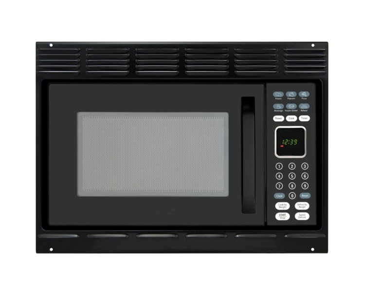 Mw912bk Built In Rv Microwave Black