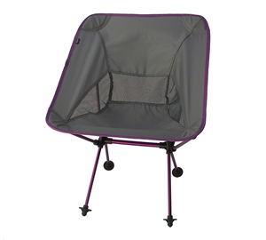 Purple Portable Camping Chair