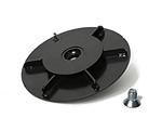Equalizer Systems 7820 Foot Pad With Leg Switch Plate - 12x12