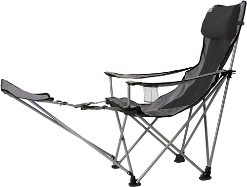 Travel Chair 789FRVBK Big Bubba Chair - Black