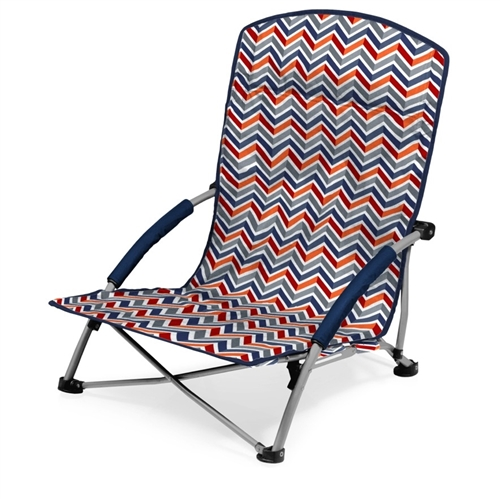Picnic Time Tranquility Portable Beach Chair - Vibe Collection
