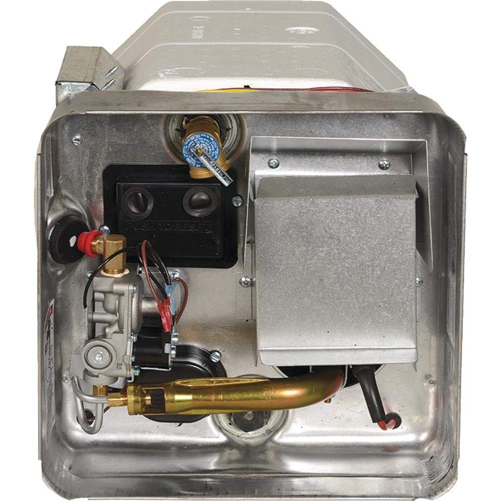 Suburban 5247a Direct Spark Electric Water Heater 12 Gallon