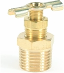 Camco 11703 RV Water Heater Drain Valve - 1/2""