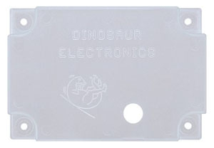 Dinosaur Smallcover Replacement Ignitor Board Cover