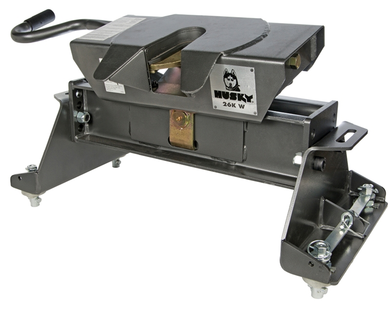 Husky Towing 33017k 26kw Oem Fifth Wheel Hitch For 2011 19 Ford F Series Super Duty