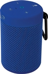 iLive ISBW108BU Waterproof Fabric Bluetooth Speaker - Blue